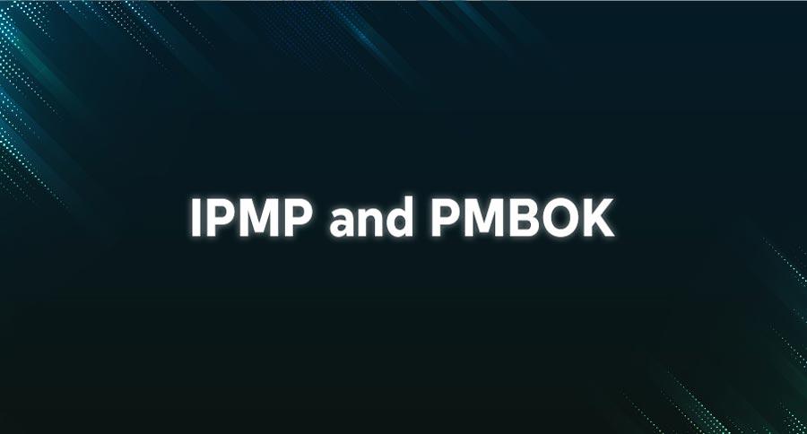 تطابق IPMP با استاندارد PMBOK